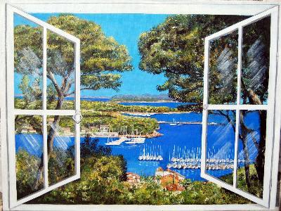 Galerie Dartpeintre Dcorateur Peinture Dcorative